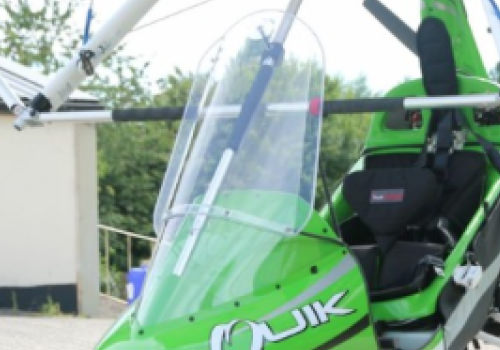 Microlight Screens